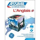 L'anglais Sans Peine - Coffret (4cd Audio) de Anthony Bulger