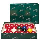 Jeu De Billes Ou Boules De Billard Snooker Aramith 50.8 Mm
