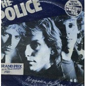 Disque Vinyle 33t Walking On The Moon, On Any Other Day, The Bed's Too Big Without You, Contact, Does Everyone Stare, No Time This Time, Message In A Bottle, Reggatta De Blanc, It4s Alright ... - The Police