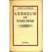 L Erreur De Narcisse. de Louis Lavelle