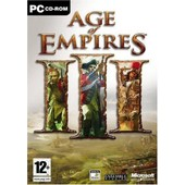Microsoft Age Of Empires Iii - Ensemble Complet - Pc - Cd-Rom (Bo�tier-Dvd) - Win - Fran�ais