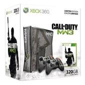 Pack Xbox 360 Collector Modern Warfare 3 320 Go