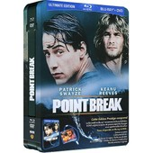 Point Break - Ultimate Edition - Blu-Ray+ Dvd de Kathryn Bigelow