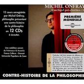 Contre-Histoire De La Philosophie N� 1 - 6 Cd Audio de Michel Onfray
