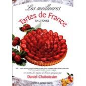 Les Meilleures Tartes De France - Tome 1 de Daniel Chaboissier