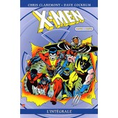 X-Men : L'int�grale 1975-1976 de Chris Claremont