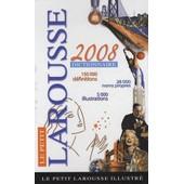 Le Petit Larousse Illustr� 2008 de Larousse