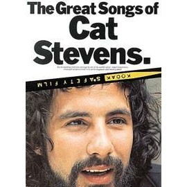 The Great Songs Of Cat Stevens Piano, Vocal & Guitar (with Chord Boxes)