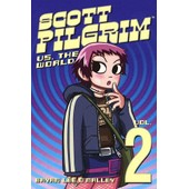Scott Pilgrim Tome 2 - Scott Pilgrim Versus The World de Bryan Lee O'malley