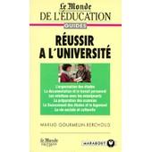 R�ussir � L'universit� de Marijo Gourmelin-Berchoud