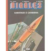 Biggles H�ritage Tome 2 - Sabotage � Canberra de Ron Embleton