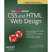 Essential Guide To Css And Html Web Design de Craig Grannell