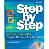Microsoft Office Excel 2007 Visual Basic For Applications Step By Step de jacobson reed