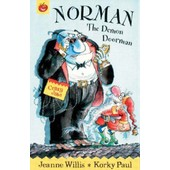 Norman The Demon Doorman de Willis Jeanne