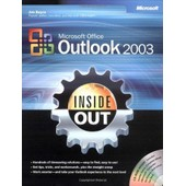 Microsoft Office Outlook 2003 Inside Out de Boyce