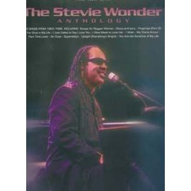 WONDER STEVIE ANTHOLOGY PVG