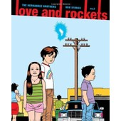 Love And Rockets, No. 3: New Stories de Gilbert Hernandez