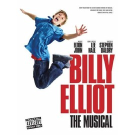 Billy Elliot : The Musical Piano, Vocal & Guitar (with Chord Boxes)