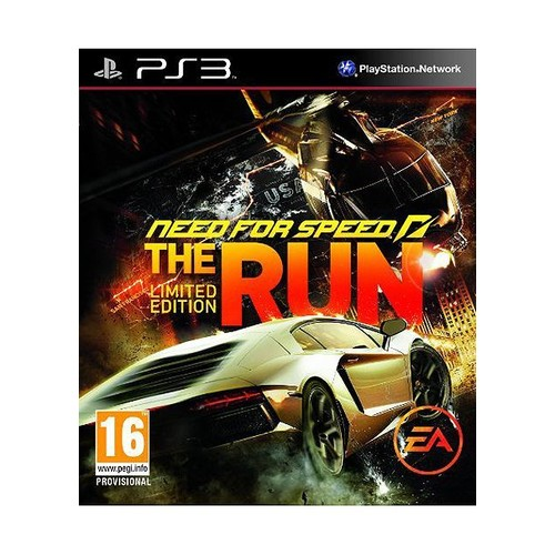 Need For Speed - The Run Edition Limit�e