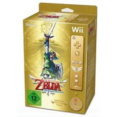 The Legend Of Zelda - Skyward Sword + Wii Plus Dor�e - Edition Limit�e