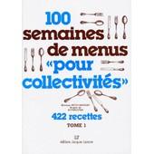 100 Semaines De Menus