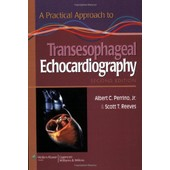 A Practical Approach To Transesophageal Echocardiography de Albert C Perrino
