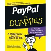 Paypal For Dummies de Victoria Rosenborg