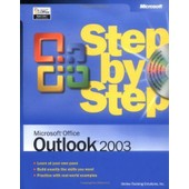 Microsoft Office Outlook 2003 Step By Step de Online Training Solutions