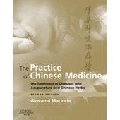The Practice Of Chinese Medicine: The Treatment Of Diseases With Acupuncture And Chinese Herbs de Giovanni Maciocia