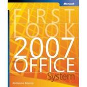 First Look 2007 Microsoft Office System de Murray