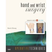 Hand And Wrist Surgery de Kevin Chi Chung