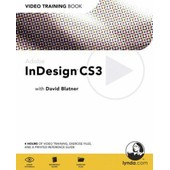 Adobe Indesign Cs3: Video Training Book de David Blatner