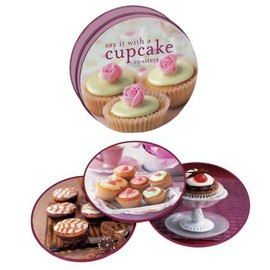 Say it with a Cupcake Coasters - Ryland Peters & Small
