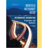 Intermediate Accounting: Principles And Analysis: With 3m Annual Report de Donald E Kieso