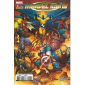 Marvel Icons N� 6 : �vasion (2) - Captain America / Young Avengers / New Avengers / Fantastic 4