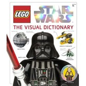 Lego Star Wars: The Visual Dictionary [With Mini Figure] de Simon Beecroft