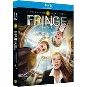 Fringe - Saison 3 - Blu-Ray de Joe Chappelle