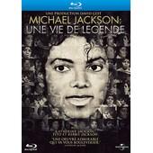 Michael Jackson : Une Vie De L�gende - Blu-Ray de Andrew Eastel