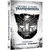 Transformers + Transformers 2 - La Revanche + Transformers 3 - La Face Cach�e De La Lune - Pack de Michael Bay