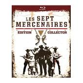 Les Sept Mercenaires - �dition Digibook Collector + Livret - Blu-Ray de John Sturges