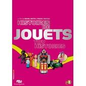 Histoires De Jouets de Michel Viotte