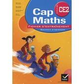 Cap Maths Ce2 Fichier D'entra�nement - Avec Le Dico Maths Ce2 de Roland Charnay