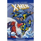 X-Men L'int�grale - 1963-1964 de Lee Stan
