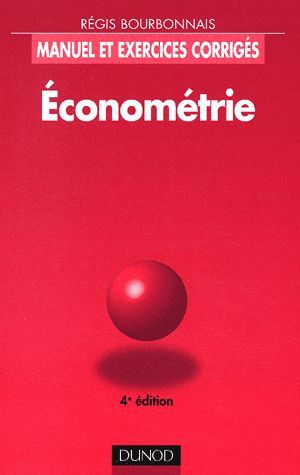 Econométrie - Dunod - 25/01/2002