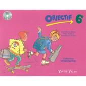 Objectif 6e - (1cd Audio) de Jean-Pierre Blaise