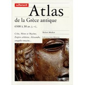 Atlas De La Gr�ce Antique de Robert Morkot