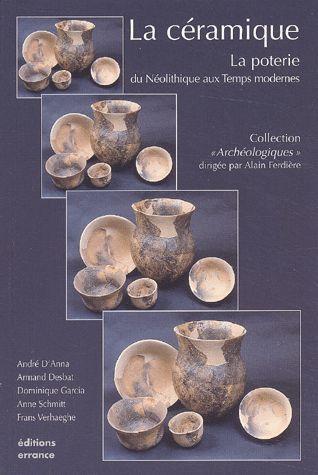 La céramique - La poterie du néolithique aux temps modernes