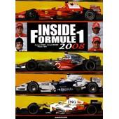 Inside Formule 1 2008 de Graham Kimby