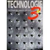 Technologie, 3e de Jean Cliquet