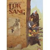 L'or Et Le Sang Tome 2 - Inch'allah de Maurin Defrance